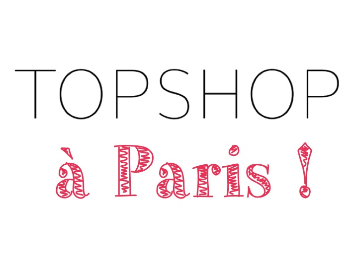 Topshop Paris