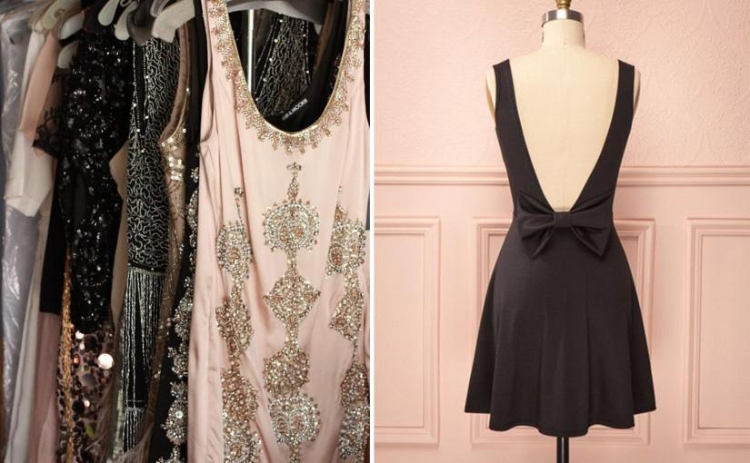 little-black-dress-glitter-dress