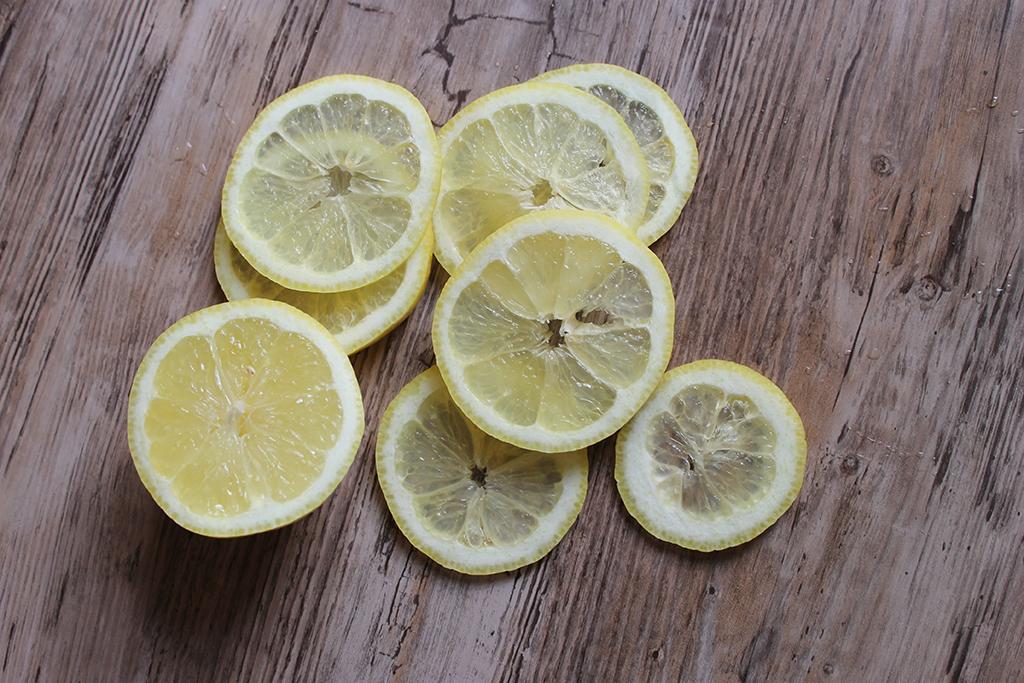 tranches-citron-jaune