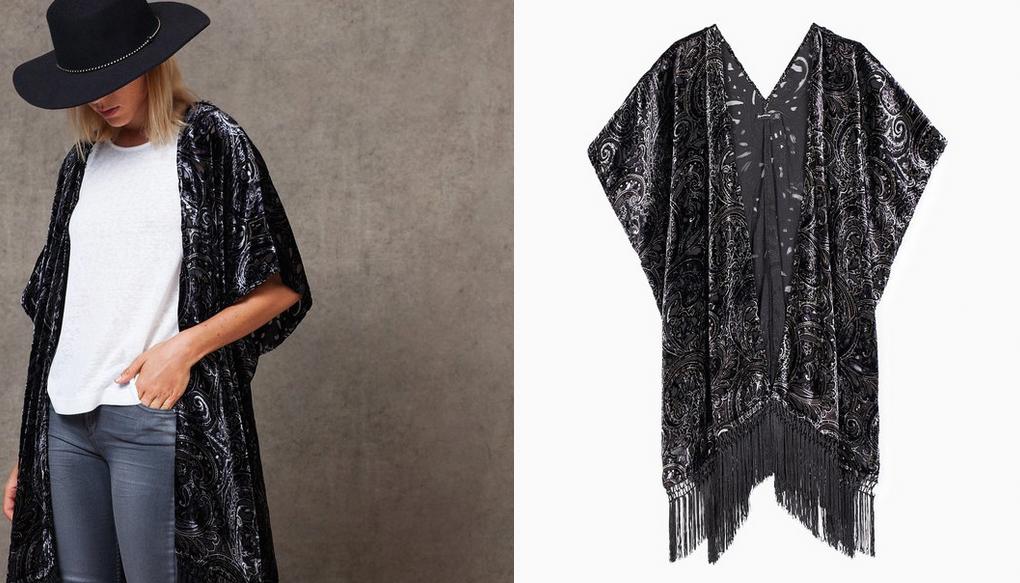 kimono-tissu-devore-stradivarius-shopping-seventies