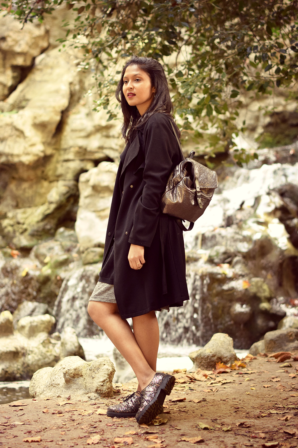look-automne-trench-noir-sac-miami-c-oui-derbies-new-look