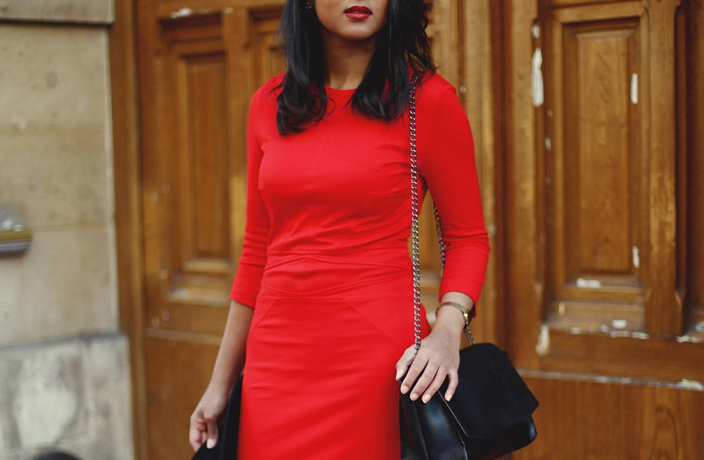robe-rouge-mango-sac-parfois