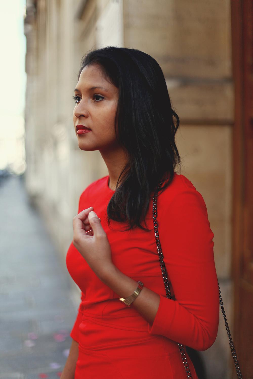 robe-rouge-mango