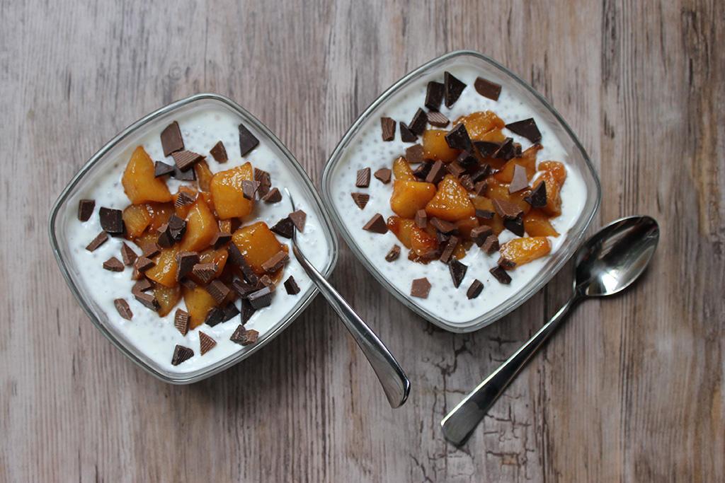 chia-pudding-kaki-chocolat-1