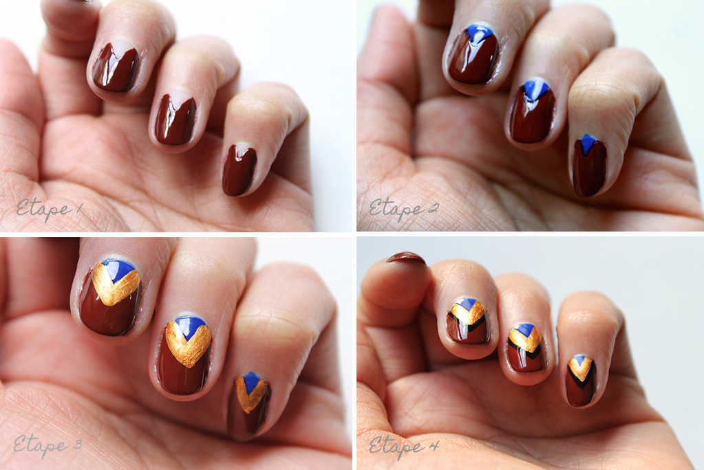 nail-art-ethnique-chevrons-tutoriel