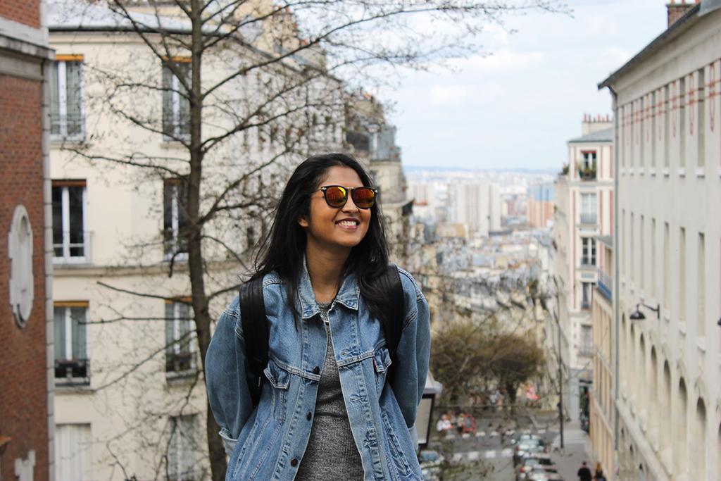 look-dimanche-veste-jean-robe-lunettes-de-soleil-asos