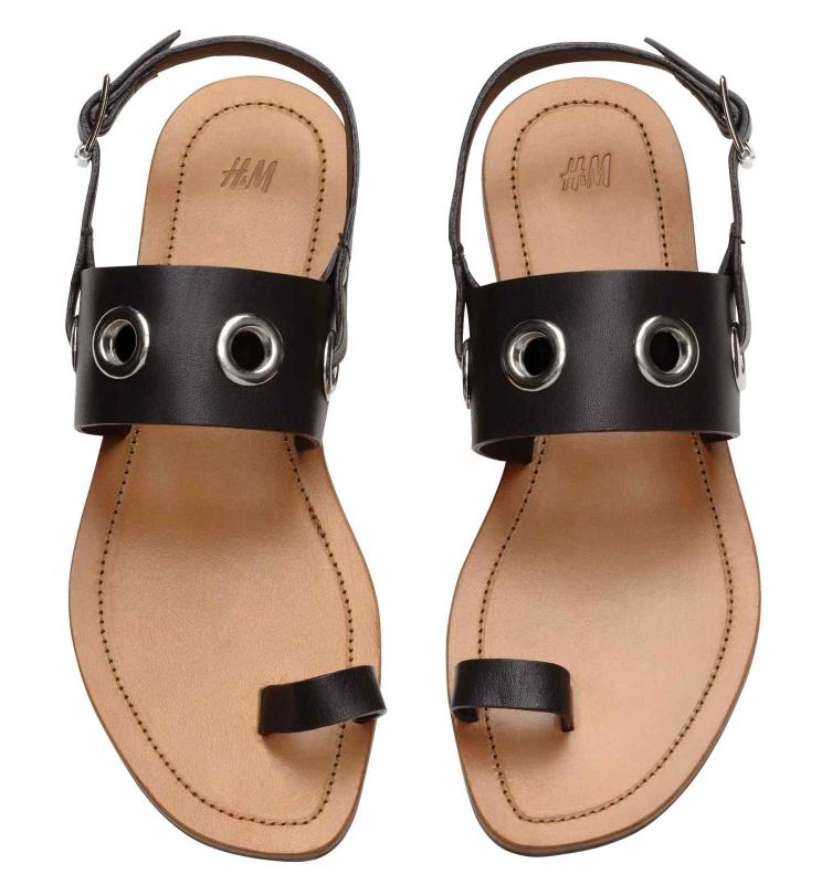 sandales-oeillets-hm