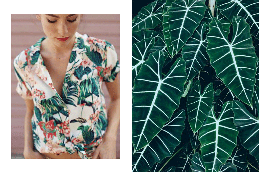 chemise-imprime-tropical
