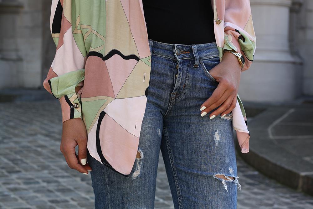look-chemise-vintage-jean-dechire