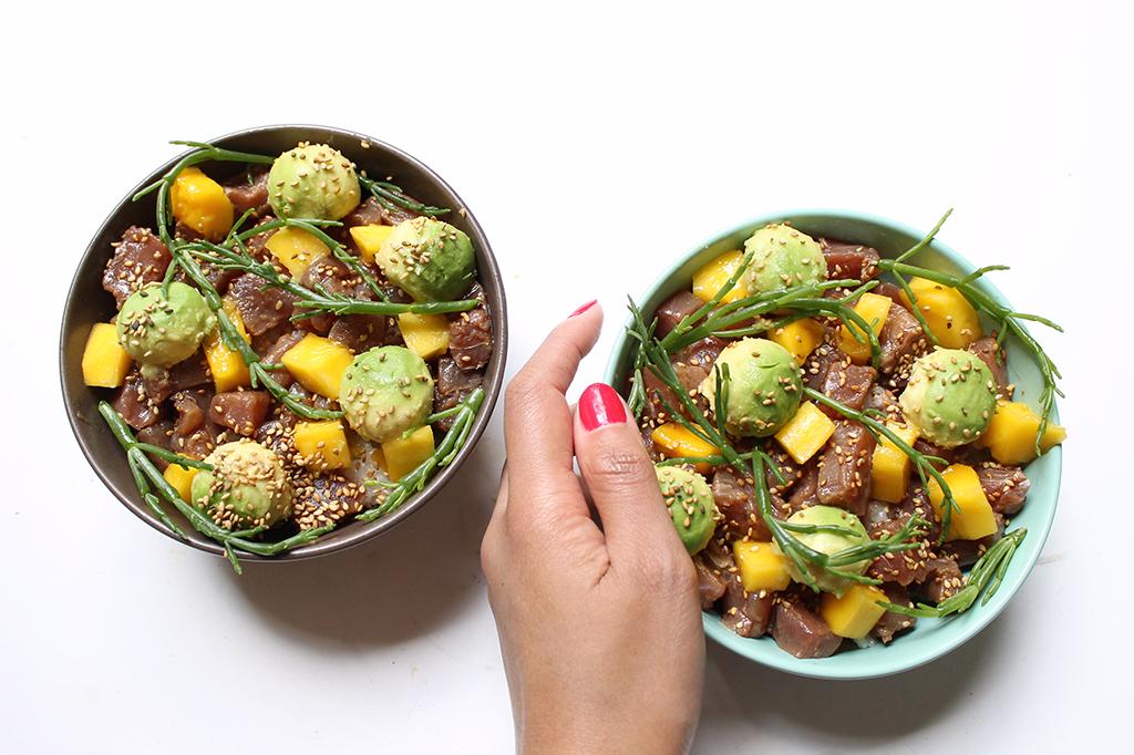 poke-bowl-thon-avocat-mangue-salicornes-3