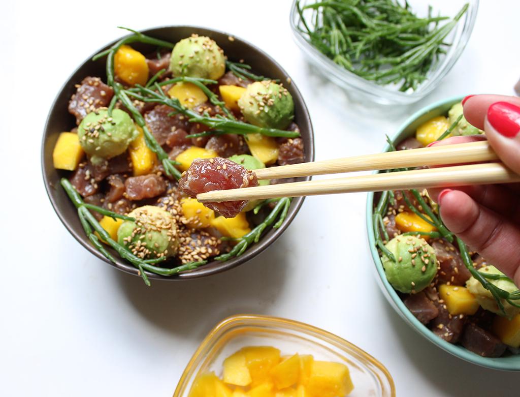 poke-bowl-thon-avocat-mangue-salicornes-4