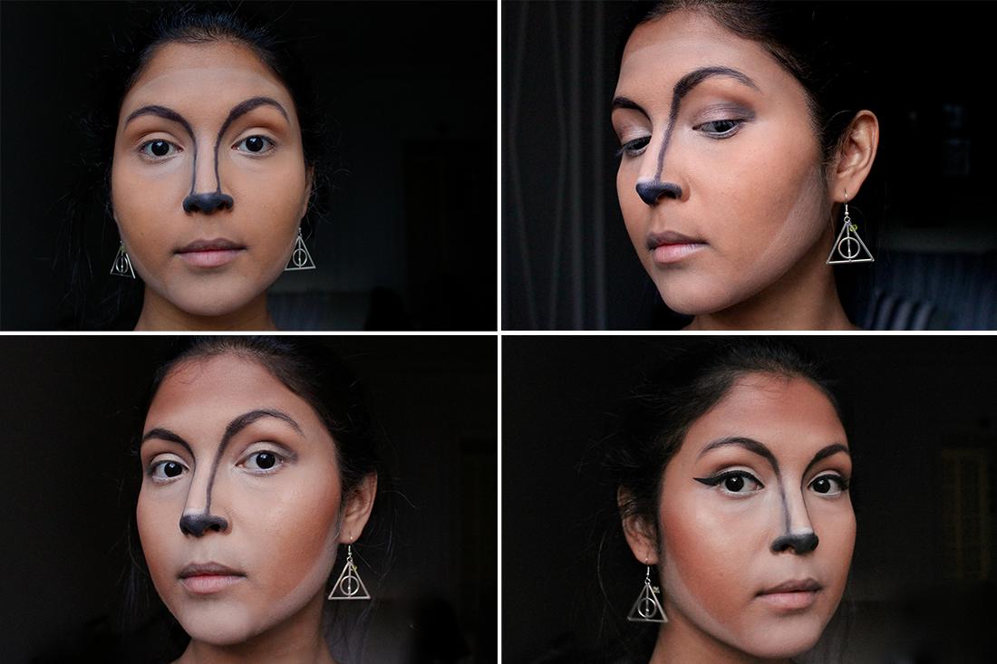 makeup-biche-deuxieme-etape-contouring-et-details