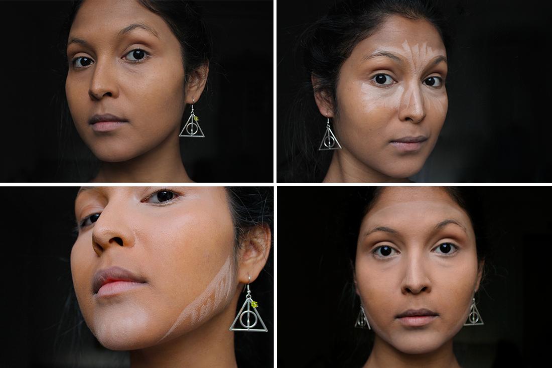 makeup-biche-premiere-etape-contouring