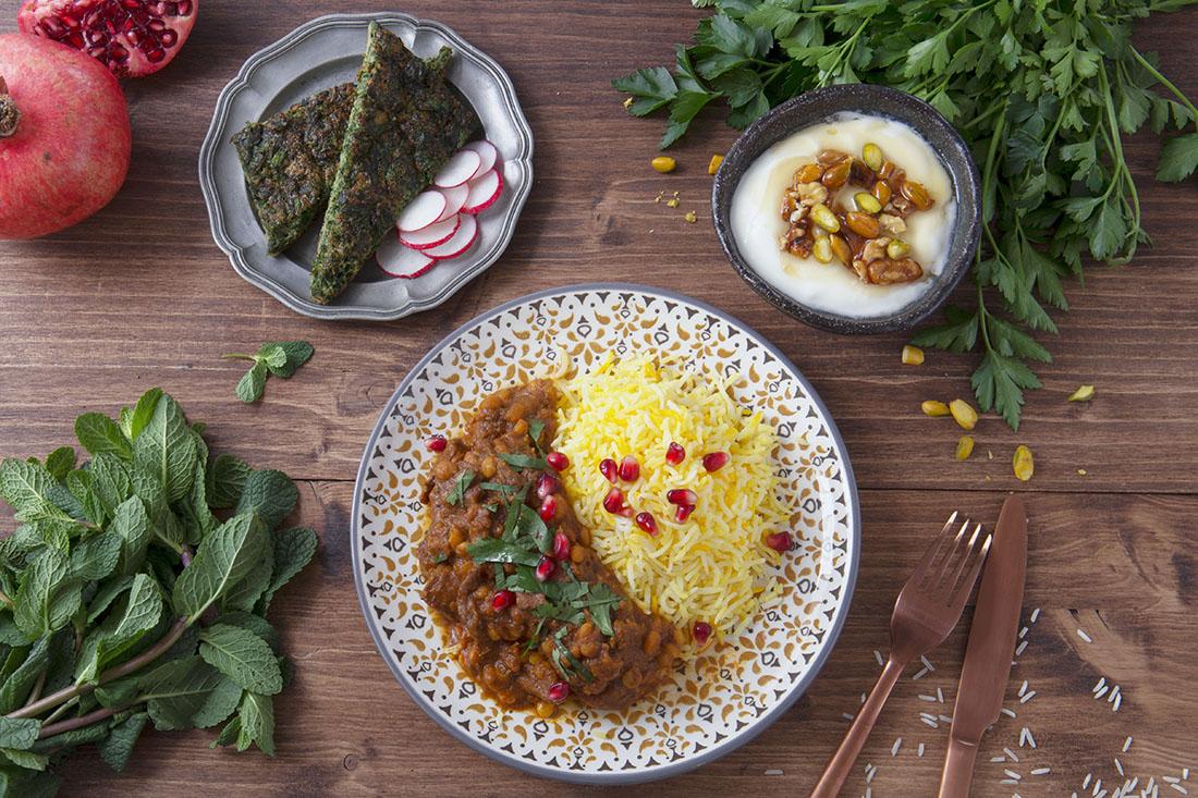 FoodCheri-Saveurs-persanes-Koukou-Sabzi