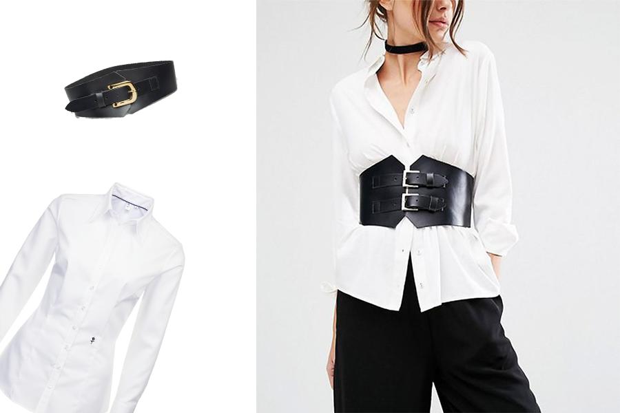 look-chemise-ceinture-corset