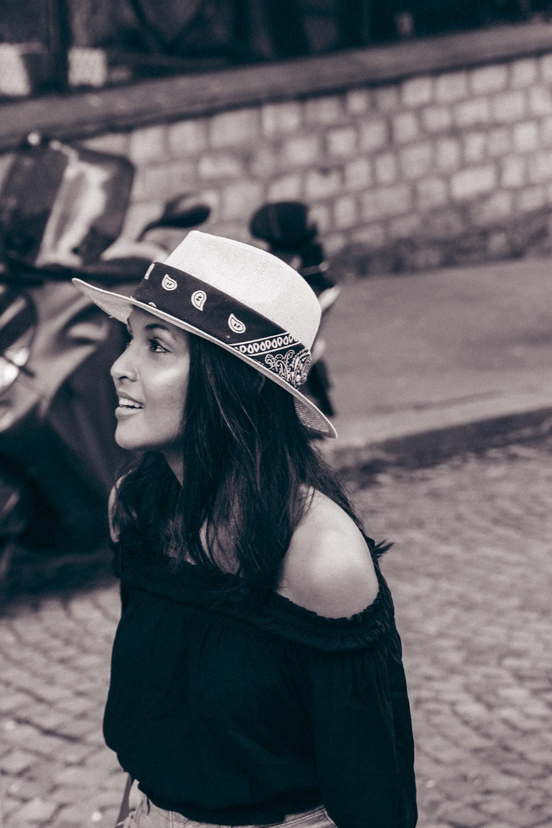chapeau-panama-bandana