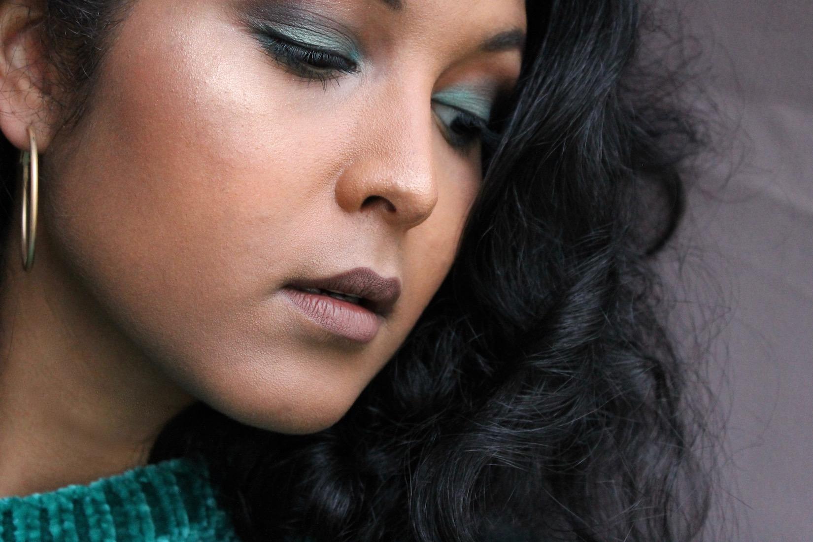 maquillage-bleu-canard