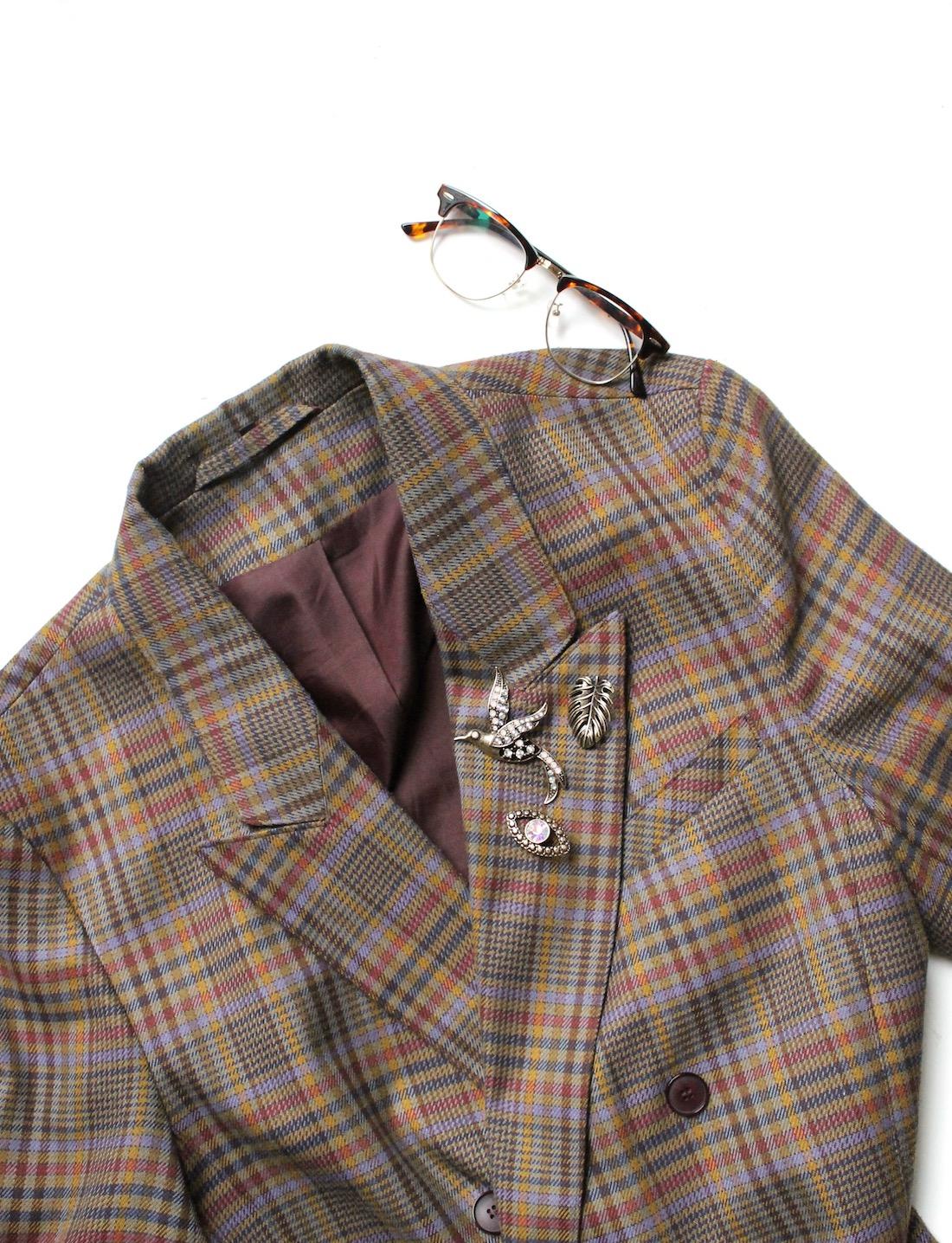 veste-prince-de-galles-vintage
